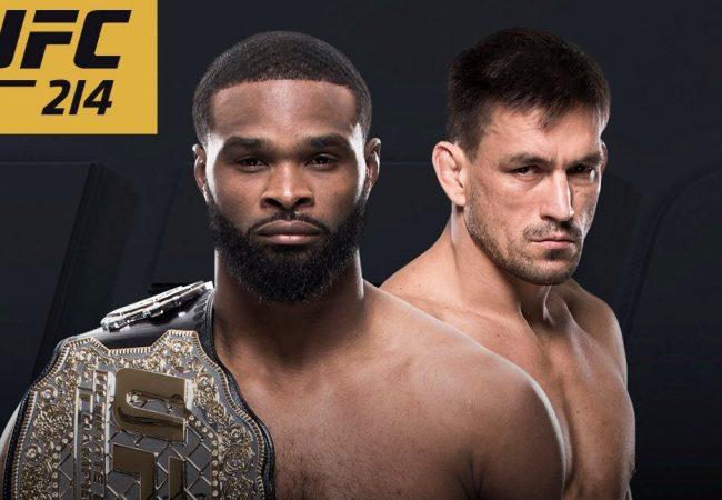 O que esperar de Demian Maia x Tyron Woodley pelo cinturão do UFC 214?