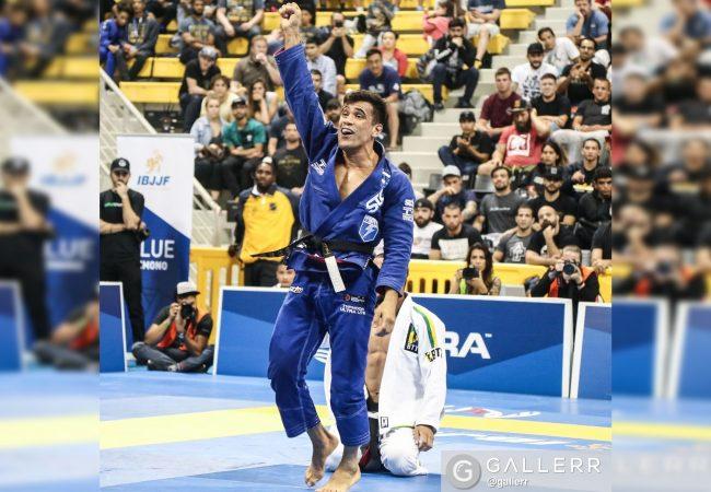 Rubens Cobrinha comenta penta mundial e conquista do grand slam no Jiu-Jitsu