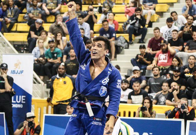 Interview: Rubens Cobrinha on world title, Grand Slam win