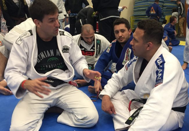 BJJ: the choke Renzo Gracie and Demian Maia studied in Florianópolis