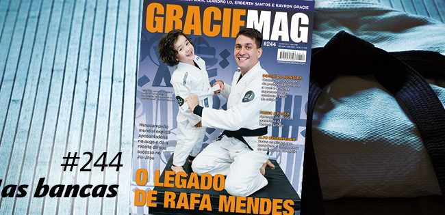 O legado de Rafa Mendes