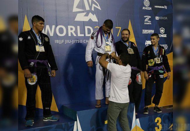 Mundial de Jiu-Jitsu 2017: Jonnatas Gracie, Andressa Cintra e Maggie Grindatti brilham com ouro duplo