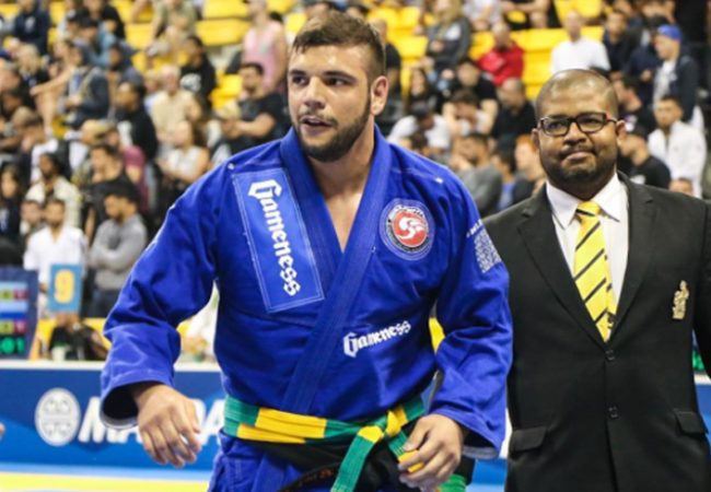 João Gabriel Rocha announced for IBJJF Pro League's Heavyweight GP