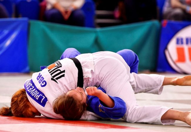 Jiu-Jitsu: O estrangulamento relógio que funcionou no judô