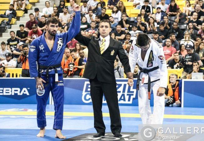Lucas Lepri comenta tetracampeonato e recorde entre os leves no Mundial de Jiu-Jitsu
