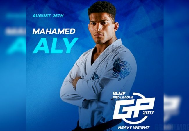 Mahamed Aly makes IBJJF's no-gi GP even more of a minefield
