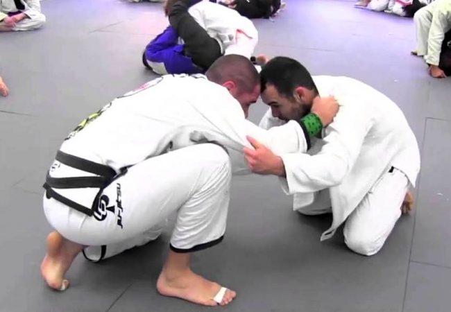 Técnica x tamanho: A raspagem surpresa de Marcelinho Garcia em Rafael Lovato no Jiu-Jitsu