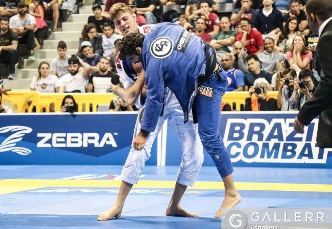 """Nicholas Meregali comenta triunfo no Mundial 2017: """"Favorito no Jiu-Jitsu é questão de ponto de vista"""""""