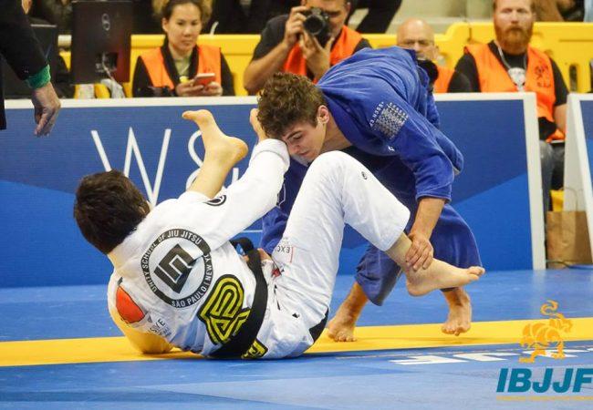 Algoz de Miyao, Michael Musumeci comemora sonho do ouro mundial no Jiu-Jitsu
