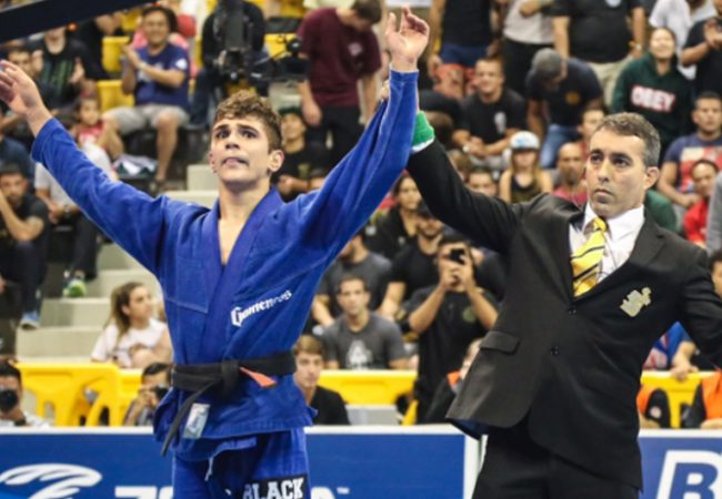 Michael Musumeci becomes only 3rd American black-belt world champion
