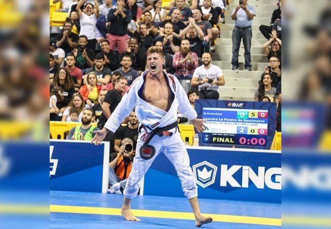Nicholas Meregali, a fera que destronou Leandro Lo no Mundial de Jiu-Jitsu 2017