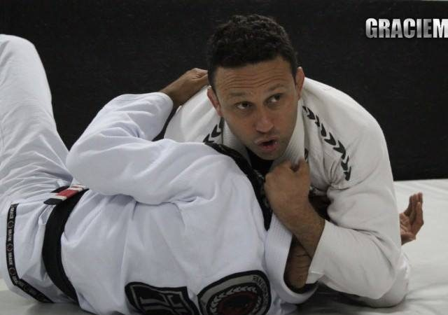 BJJ: Avoid shoulder injury with this armbar adapted by Renzo Gracie