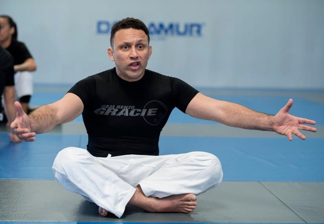 Renzo Gracie explains why José Aldo lost his UFC belt