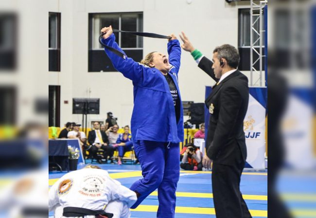 Mundial de Jiu-Jitsu: Confira as finalistas do feminino faixa-preta