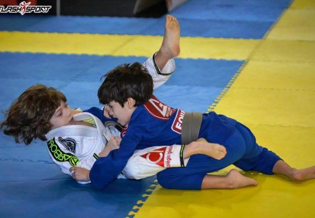 Jiu-Jitsu: Confira os campeões do Sul-Americano de Crianças da IBJJF