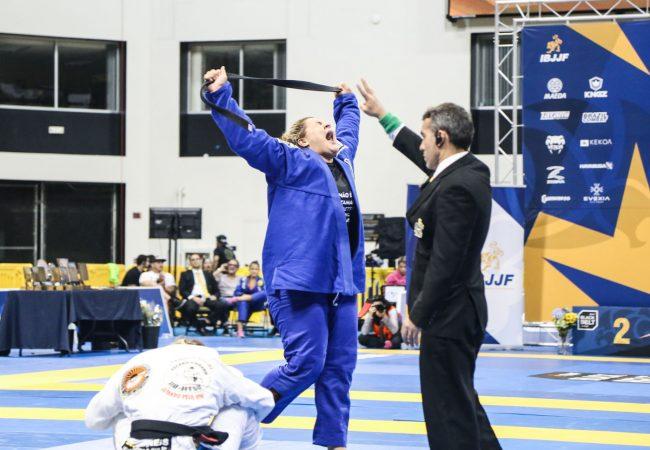 BJJ: Tayane Porfírio tops IBJJF rankings