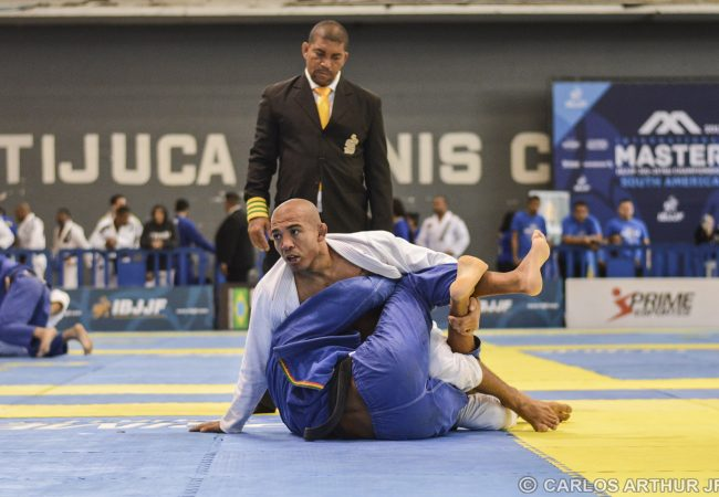 Videos: Watch José Aldo in the gi at the International Master