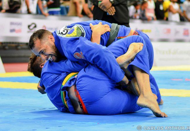 Confira os GMIs que fizeram bonito no Internacional Master de Jiu-Jitsu