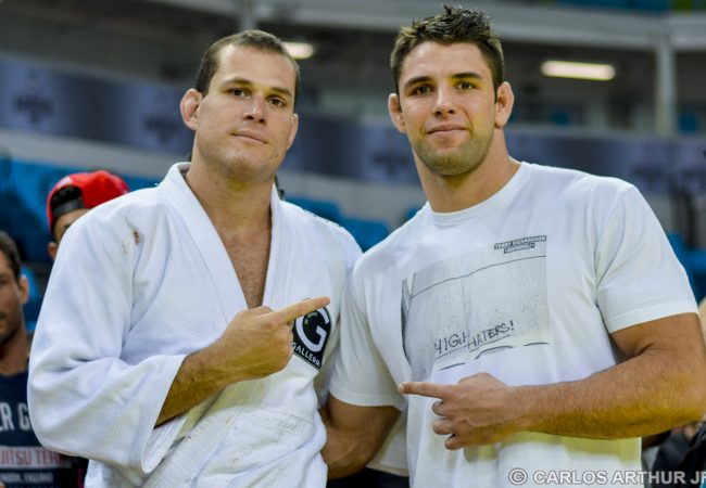 """Marcus Buchecha analisa luta contra Roger no Gracie Pro Jiu-Jitsu: """"Errei e paguei o preço"""""""