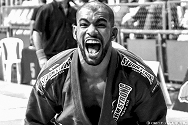 Erberth Santos eager to replace Roger Gracie at IBJJF Pro League heavyweight GP