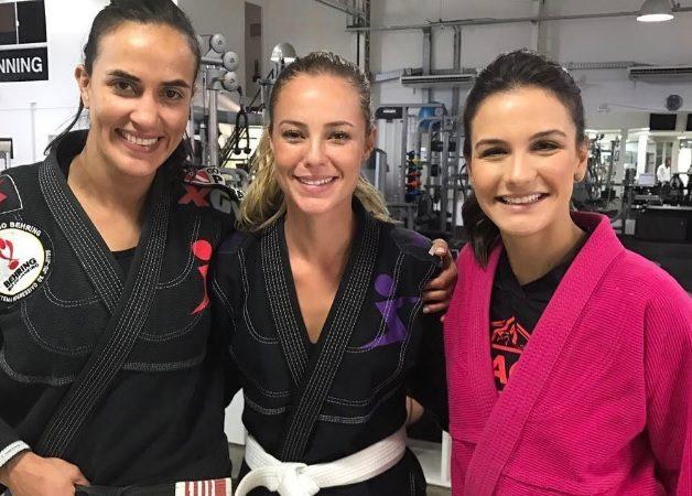 Professora de Paolla Oliveira luta Mundial de Masters; confira a lista de competidores