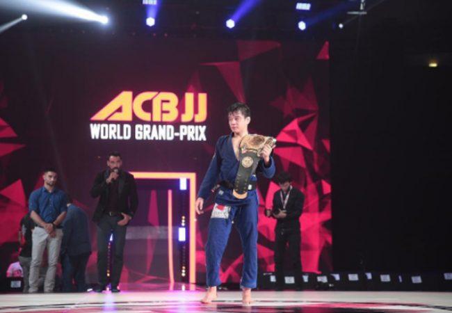 Video: João Miyao beats Isaac Doederlein in 60kg ACBJJ GP final