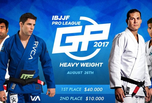 Ricardo Evangelista entra na disputa do IBJJF Pro League de Jiu-Jitsu