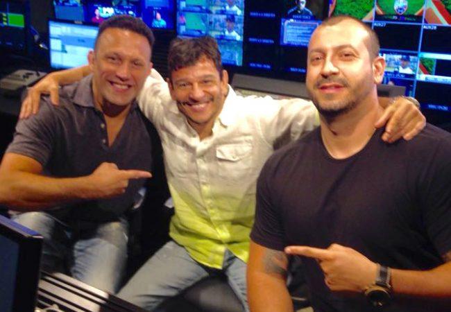 """Renzo Gracie: """"volto ao MMA depois do ADCC de setembro"""""""
