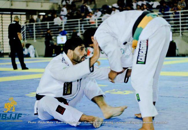 Dimitrius Souza e Fernanda Mazzelli faturam ouro duplo no Vitória Open de Jiu-Jitsu