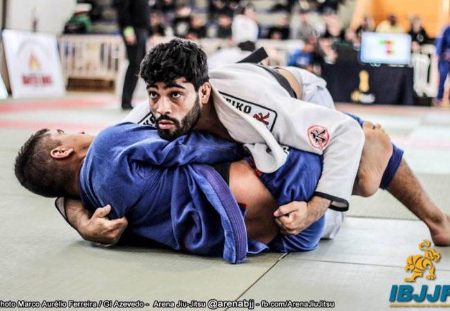 Dimitrius Souza wins double gold at Curitiba Open