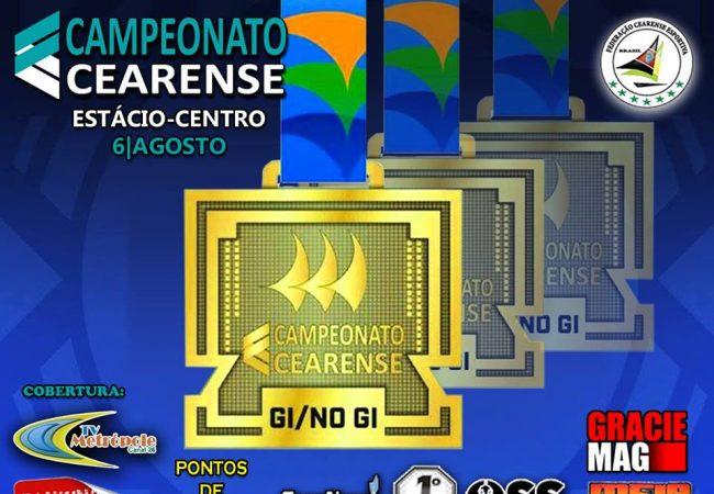 Confira quem disputa o Campeonato Cearense e inscreva-se até quarta 2 de agosto