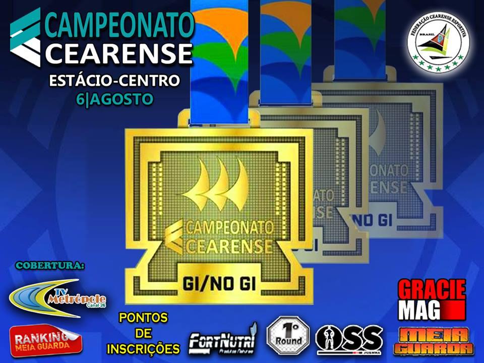 Campeonato Cearense de Jiu Jitsu 2017