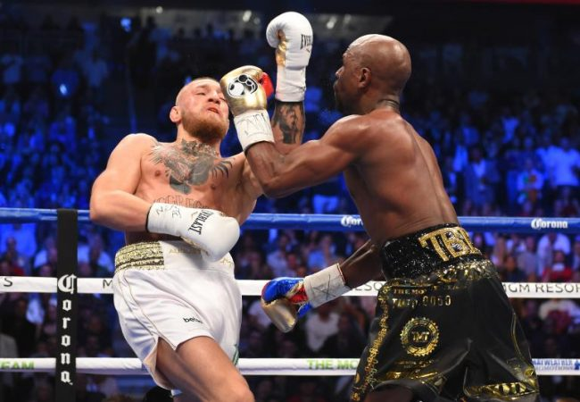 Notorious Conor McGregor x Money Mayweather