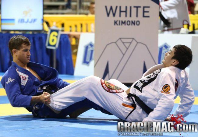 Qual a diferença do Mundial Master para outros torneios de Jiu-Jitsu? Osvaldo Queixinho explica