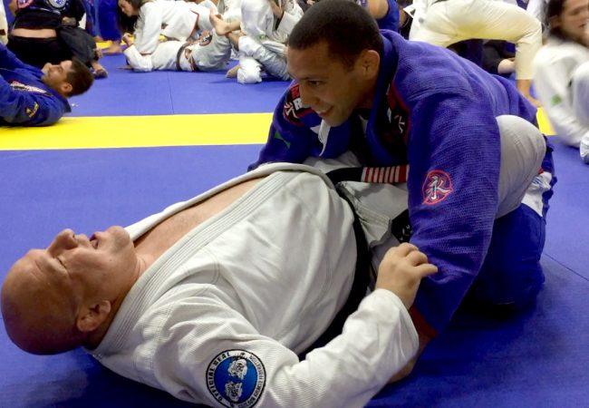 Jiu-Jitsu: O treino de Raphael Abi-Rihan e Carlson Gracie Jr. na reinauguração da Toca dos Cachorros