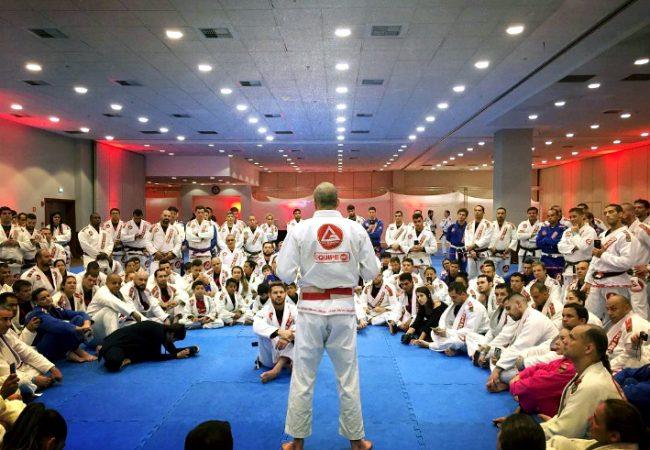 Saiba tudo que rolou na Conferência de Jiu-Jitsu da Gracie Barra no RJ