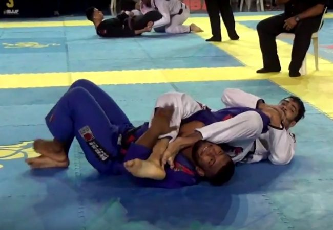 Video: the armbar that earned Dimitrius Souza gold at the Vitória Open