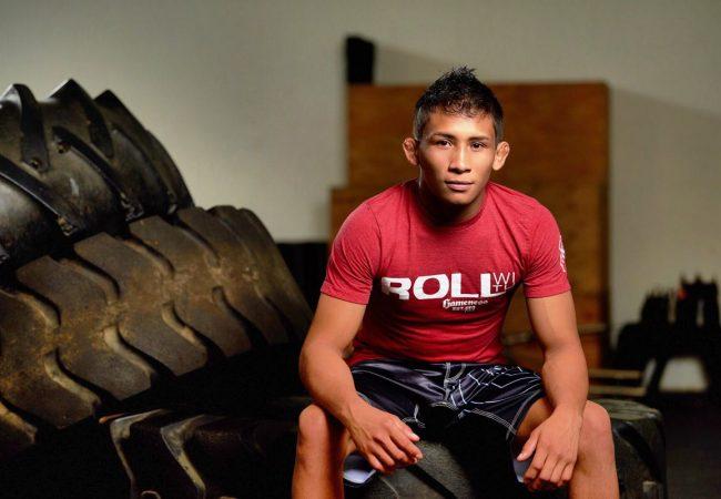 Seeking 10th gold medal of the season, Lucas Pinheiro trains hard for the No-Gi Pan