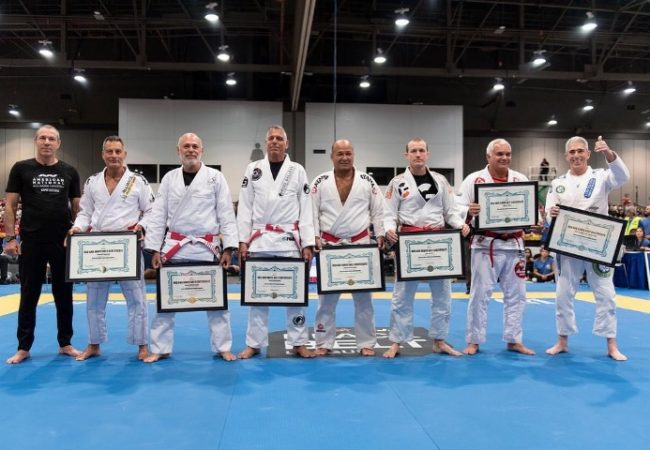 Video: the graduation and belt ceremony from the 2017 World Master Championship