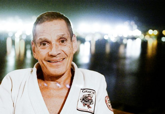 """Relson Gracie begs: """"Renzo, give me my shoe back!"""""""