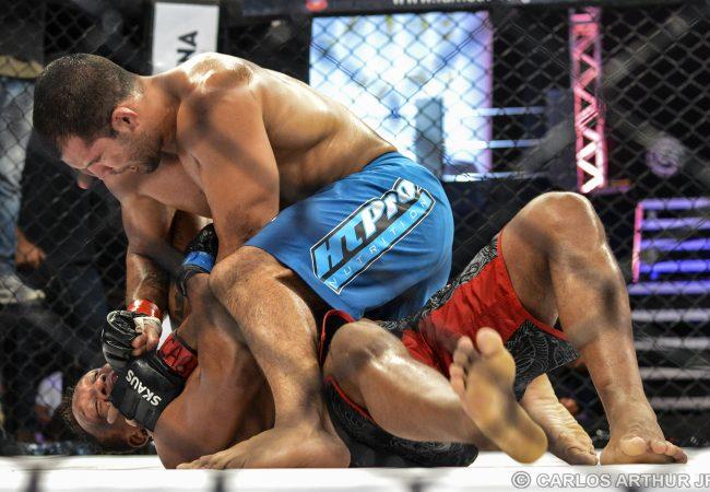 Luta completa: Rodolfo Vieira e sua finalização no MMA, no Shooto Brazil