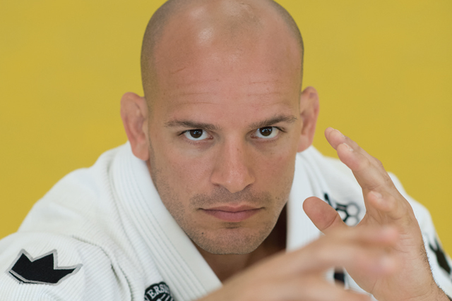 Xande Ribeiro gets last-minute invite to IBJJF Pro League