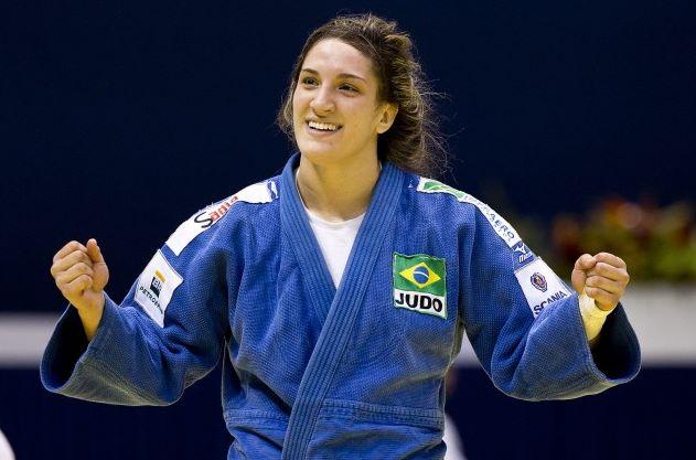 Veja como Mayra Aguiar foi bicampeã mundial de judô