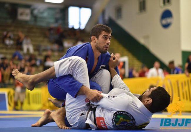 Video: Watch Otavio Sousa's final match at the San Diego BJJ Pro