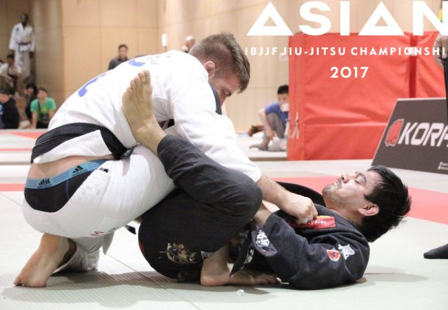 Watch all the action from the IBJJF Asian Championship livestream