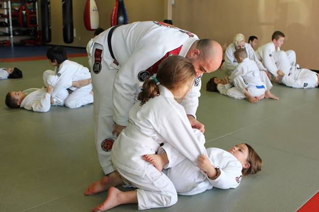 What is the worst fear for a BJJ practitioner to have?