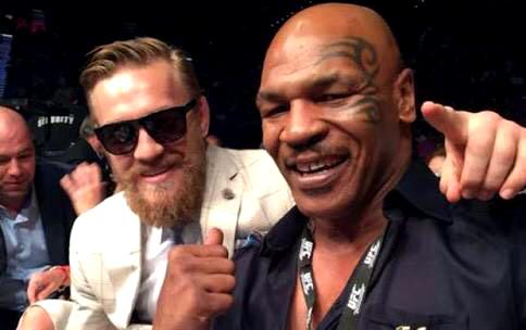 Achou Mayweather x McGregor meio nutella? Veja o boxe raiz de Tyson x Hollyfield