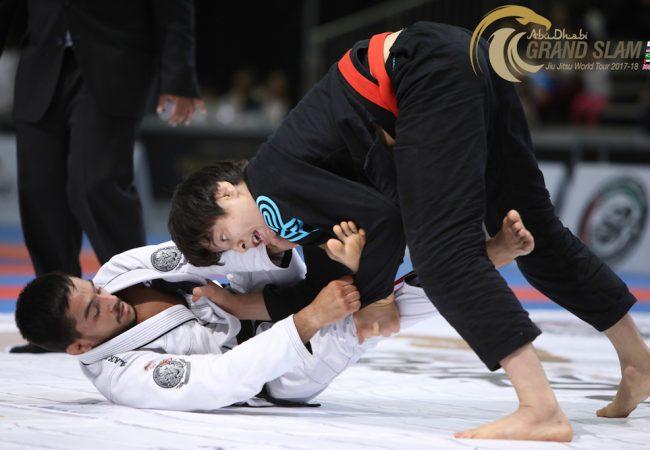 Abu Dhabi Grand Slam de Jiu-Jitsu: os resultados completos da etapa em Los Angeles