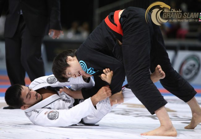 Joao Miyao no Grand Slam de LA Foto Divulgacao