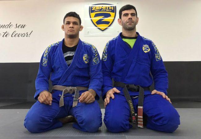 GMI: Rodrigo Cavaca ensina raspagem da guarda fechada com uso da lapela no Jiu-Jitsu